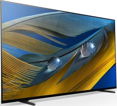 Телевизор Sony Bravia XR 55A80 (XR55A80JCEP) Black 2