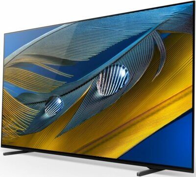 Телевизор Sony Bravia XR 55A80 (XR55A80JCEP) Black 3