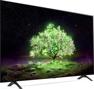 Телевизор LG OLED55A16LA Black 2