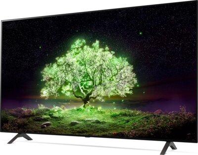 Телевизор LG OLED55A16LA Black 3