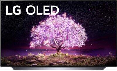 Телевізор LG OLED55C14LB Black 1