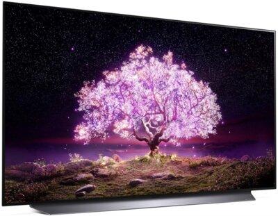 Телевізор LG OLED55C14LB Black 2