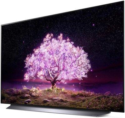 Телевізор LG OLED55C14LB Black 3