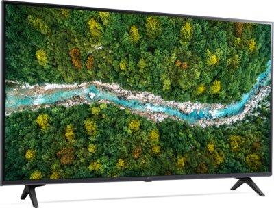 Телевізор LG 43UP77006LB Black 3