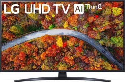 Телевизор LG 55UP81006LA Black 2
