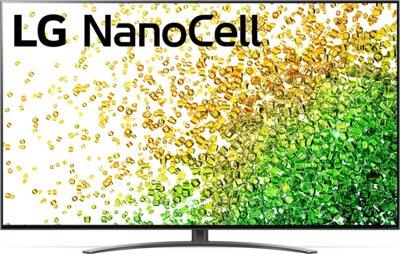 Телевизор LG NаnoCеll 55NANO866PA Black 1