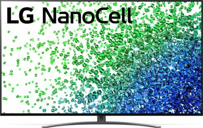 Телевізор LG NanoCell 50NANO816PA Black 1