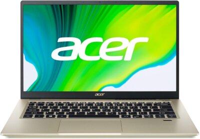 Ноутбук Acer Swift 3X SF314-510G (NX.A10EU.00E) Gold 1