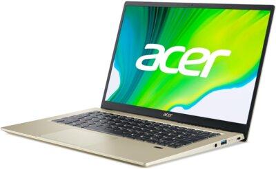 Ноутбук Acer Swift 3X SF314-510G (NX.A10EU.00E) Gold 5