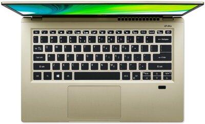 Ноутбук Acer Swift 3X SF314-510G (NX.A10EU.00E) Gold 2