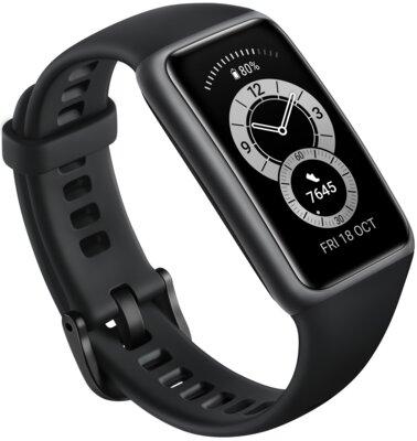 Смарт-часы Huawei Band 6 (55026629) Graphite Black 4