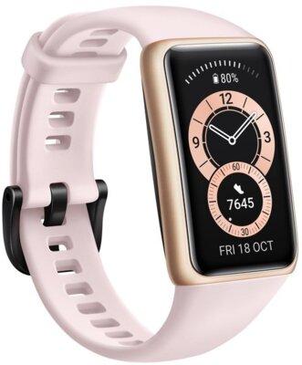 Смарт-годинник Huawei Band 6 (55026632) Sakura Pink 4