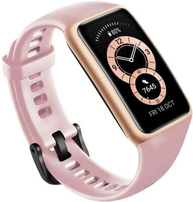 Смарт-годинник Huawei Band 6 (55026632) Sakura Pink 5