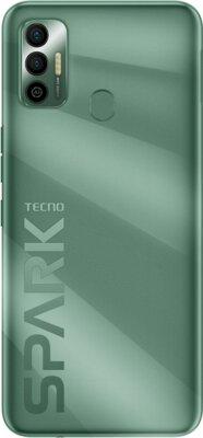 Смартфон Tecno Spark 7 (KF6n) NFC 4/128Gb (4895180766435) Spruce Green 3