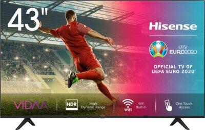 Телевизор Hisense 43A7100F Black 1