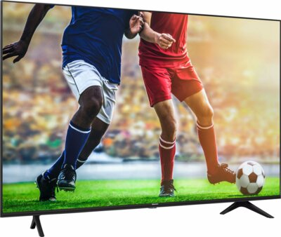 Телевизор Hisense 43A7100F Black 2