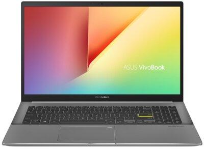 Ноутбук ASUS Vivobook S S533EQ-BN362 (90NB0SE3-M05290) Indie Black 1