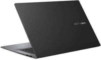 Ноутбук ASUS Vivobook S S533EQ-BN362 (90NB0SE3-M05290) Indie Black 5