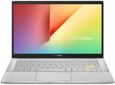 Ноутбук ASUS Vivobook S S433EQ-AM252 (90NB0RK3-M03930) White 1