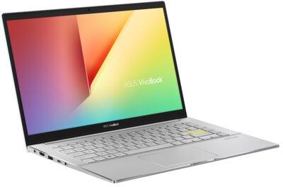 Ноутбук ASUS Vivobook S S433EQ-AM252 (90NB0RK3-M03930) White 2
