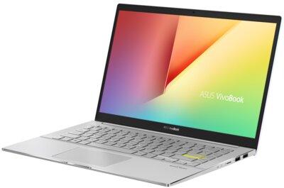 Ноутбук ASUS Vivobook S S433EQ-AM252 (90NB0RK3-M03930) White 3