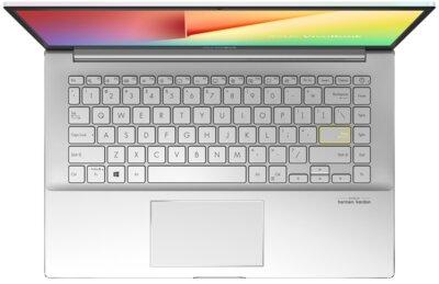 Ноутбук ASUS Vivobook S S433EQ-AM252 (90NB0RK3-M03930) White 4