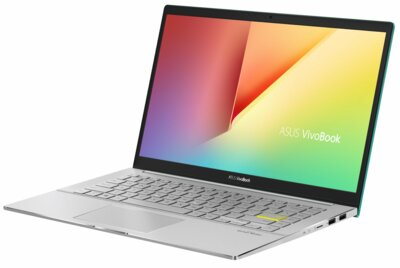 Ноутбук ASUS Vivobook S S433EQ-AM250 (90NB0RK2-M03910) Green 3