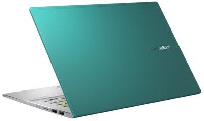 Ноутбук ASUS Vivobook S S433EQ-AM250 (90NB0RK2-M03910) Green 5