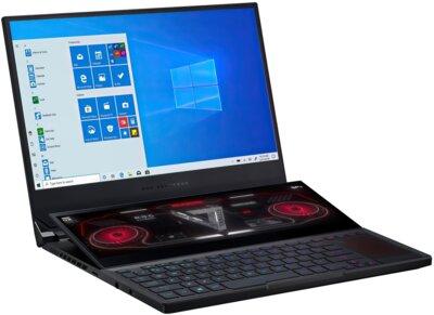 Ноутбук ASUS ROG Zephyrus Duo 15 SE GX551QS-HB047R (90NR04N1-M00800) Black 2