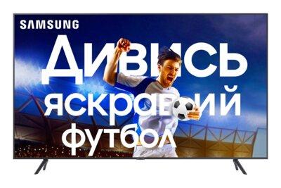 Телевізор Samsung UE70AU7100UXUA Black 1