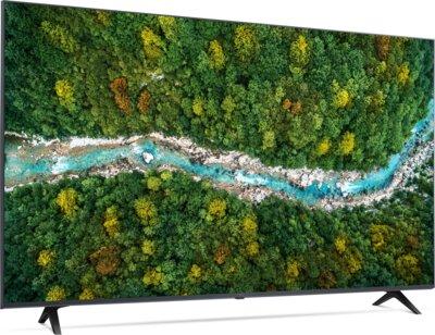 Телевізор LG 50UP77006LB Black 2