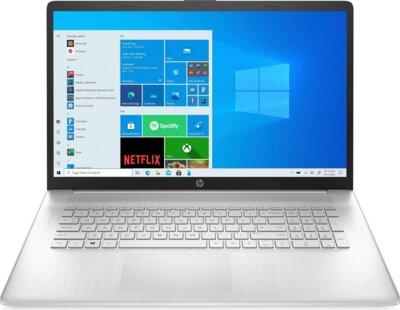 Ноутбук HP Laptop 17-cn0005ua (4F780EA) Natural Silver 1