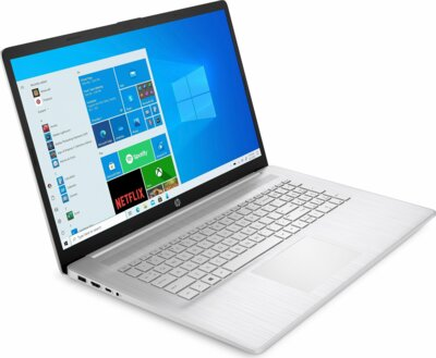 Ноутбук HP Laptop 17-cn0005ua (4F780EA) Natural Silver 2