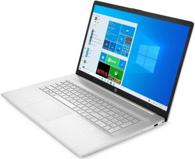 Ноутбук HP Laptop 17-cn0005ua (4F780EA) Natural Silver 3