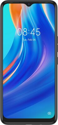 Смартфон Tecno Spark 7 Go (KF6m) NFC 2/32GB Dual Sim (4895180766367) Magnet Black 2