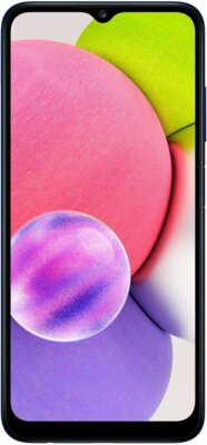 Смартфон Samsung Galaxy A03s 4/64GB (SM-A037FZBGSEK) Blue 2