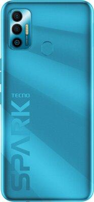 Смартфон Tecno Spark 7 (KF6n) 4/64Gb NFC (4895180766411) Morpheus Blue 3