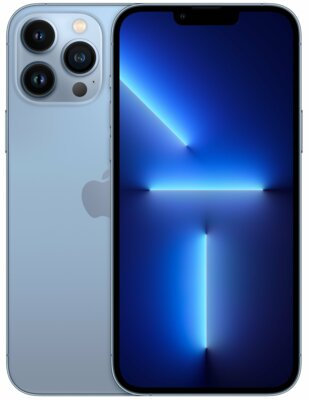 Смартфон Apple iPhone 13 Pro Max 5G 128GB (MLL93HU/A) Sierra Blue 1