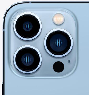 Смартфон Apple iPhone 13 Pro Max 5G 128GB (MLL93HU/A) Sierra Blue 4