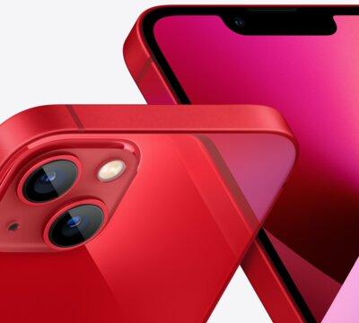 Смартфон Apple iPhone 13 5G 256Gb (MLQ93HU/A) Red 5
