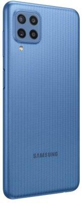 Смартфон Samsung Galaxy M22 4/128GB (SM-M225FLBGSEK) Light Blue 3