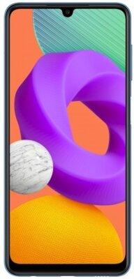 Смартфон Samsung Galaxy M22 4/128GB (SM-M225FLBGSEK) Light Blue 4