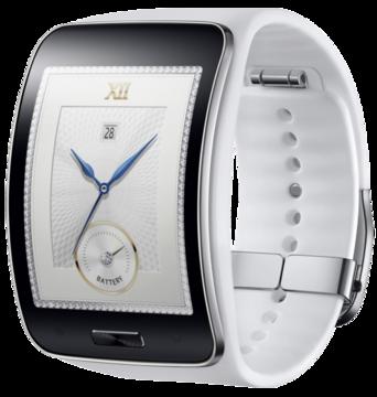 Купить Смарт-часы Samsung Gear SM-R7500 White