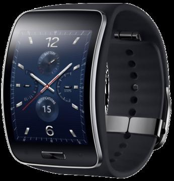 Купить Смарт-часы Samsung Gear SM-R7500 Black