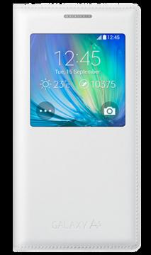 Купить Чехол Samsung S View EF-CA500BWEGRU White для Galaxy A5