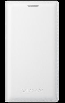 Купить Чехол Samsung Flip Cover EF-FA300BWEGRU White для Galaxy A3