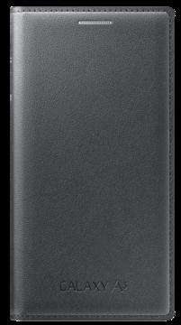 Купить Чехол Samsung Flip Cover EF-FA300BCEGRU Charcoal для Galaxy A3
