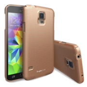 Купить Чехол Ringke Slim 156834 Dot Copper Gold для Samsung Galaxy S5