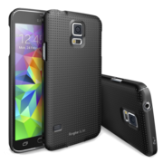 Купить Чехол Ringke Slim 156865 Dot SF Black для Samsung Galaxy S5
