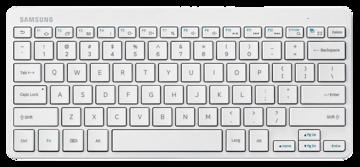 Купить Клавиатура Samsung EJ-BT230RWEGRU White